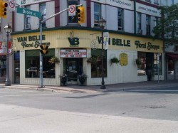 Van Belle's Whitby Location