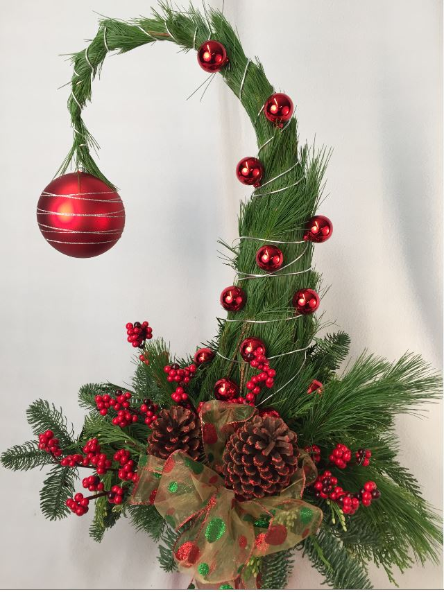 Christmas Grinch Decorations.Grinch Christmas Tree Class Thursday November 21 2019 6 30pm